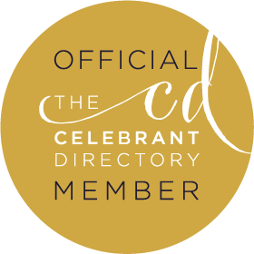 Gold Circle Official The Celebrant Directory Memeber